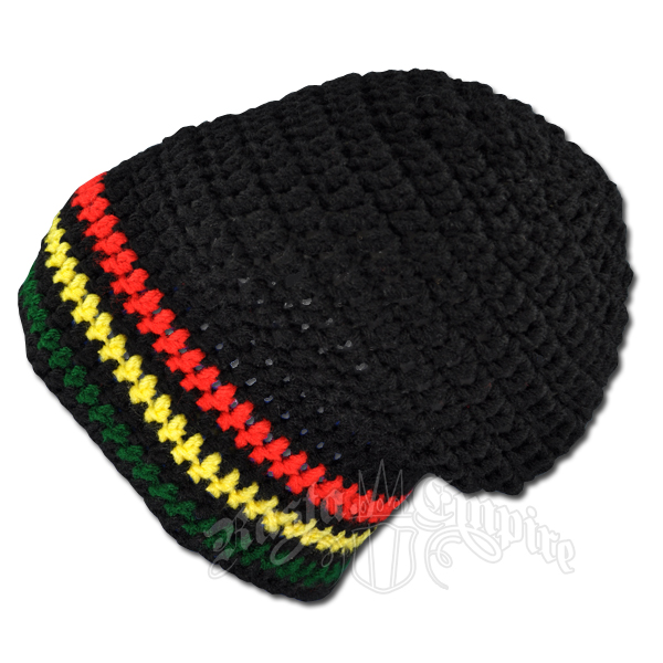 Rasta Beanie Hat Crochet Pattern Dancox For