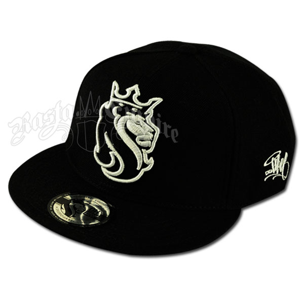 Lion of Judah Black Cap