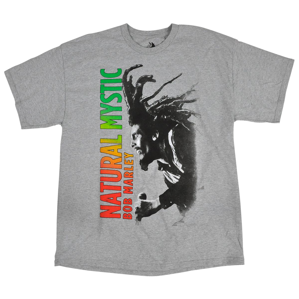 Bob Marley Natural Mystic T Shirt  S