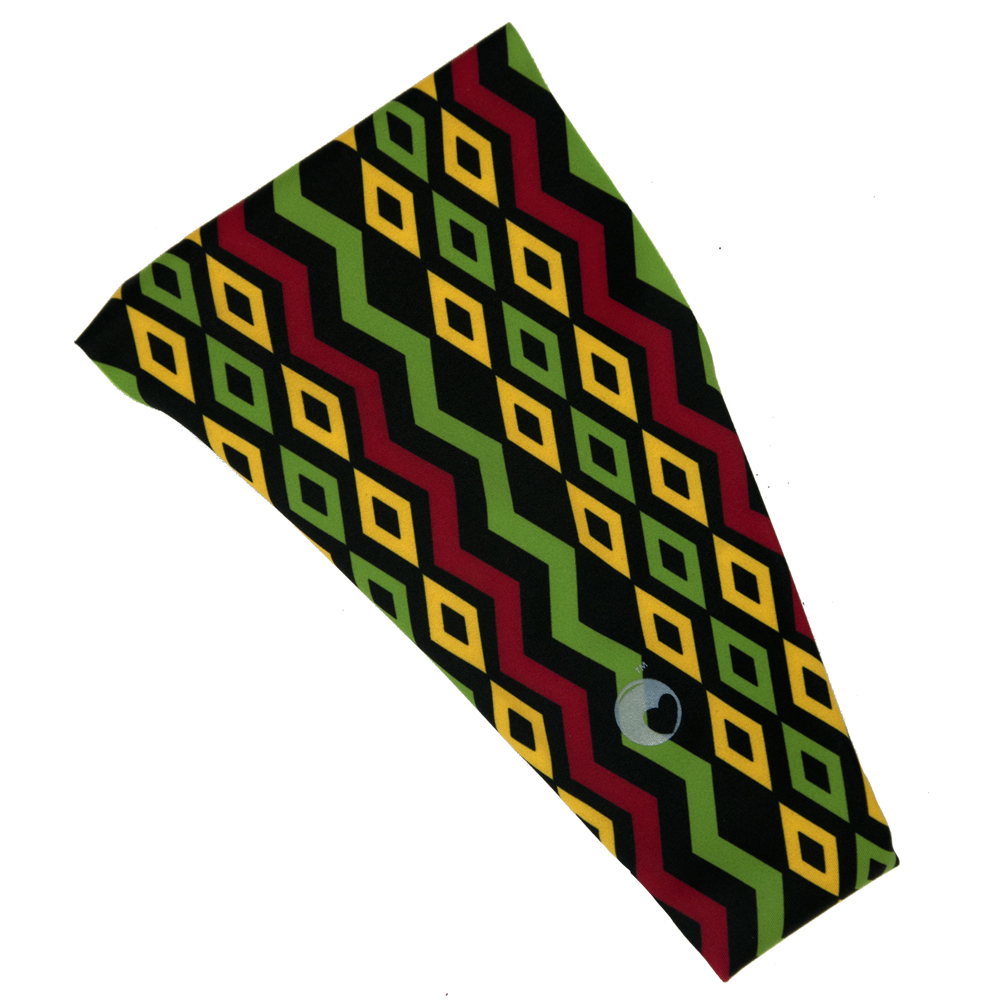 Rasta Performance Headband
