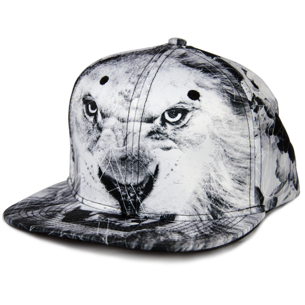 Cecil Snapback Hat