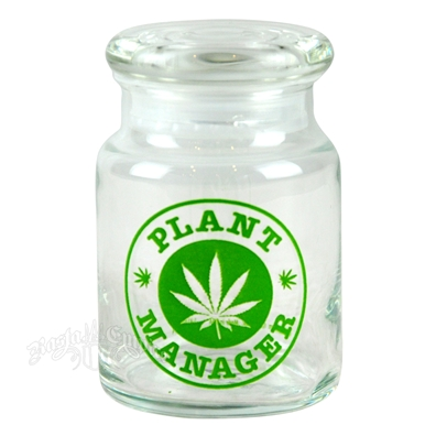 Plant Manager 5 oz. Stash Jar