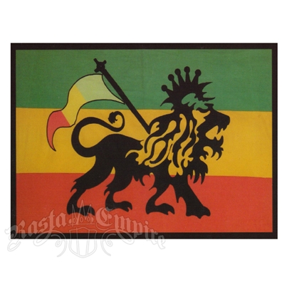 Rasta Lion Tapestry