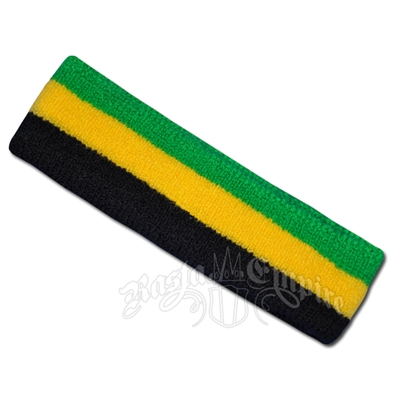 Jamaica Terry Cloth Headband