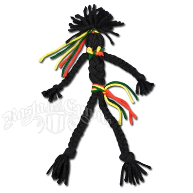Rasta and Reggae Doll