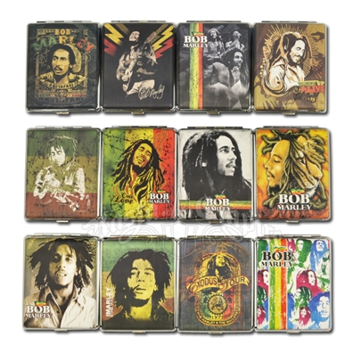 Bob Marley Case - 100's Length