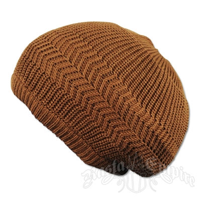 Tam Headwear - Brown