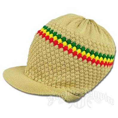 44c5d27142f Bob Marley and Rasta Headwear  Hats