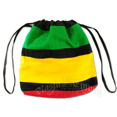 Rasta and Reggae Cinch Sack