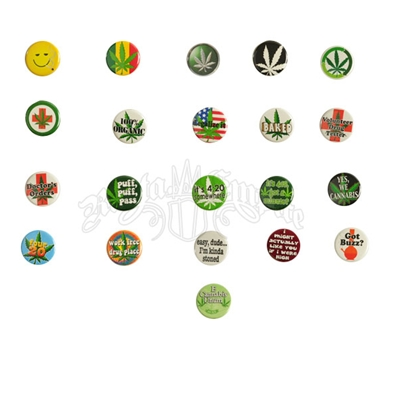 Assorted 420 Pins