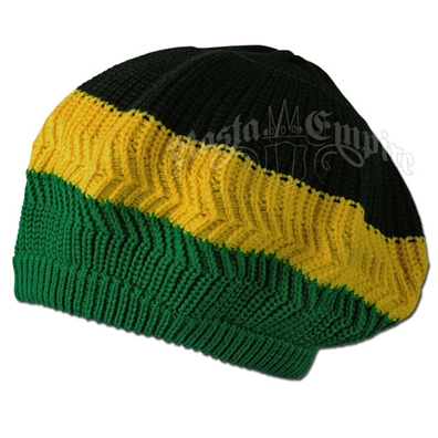 Jamaica Wide Stripe Tam
