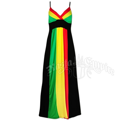 Rasta and Reggae Royal Empress II Dress