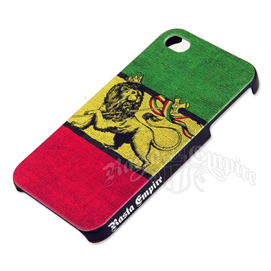 Rasta Lion of Judah IPhone 4/4S Case