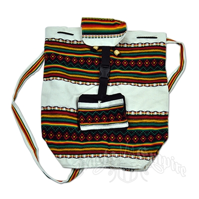 Roots Rock Reggae Cinch Backpack