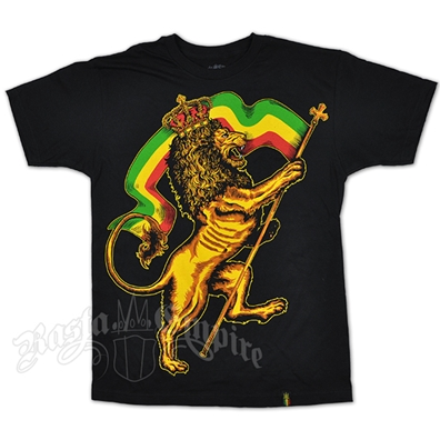 RastaEmpire Crowned Lion of Judah
