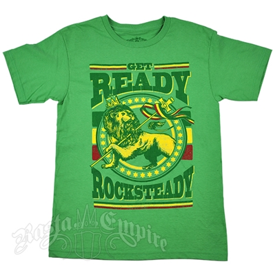 Get Ready Rocksteady T Shirt