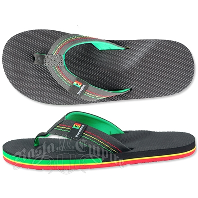 Freewaters Rasta Dude Sandals - Men's