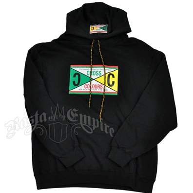 Cross Colours Retro 89 Hoodie - Men's