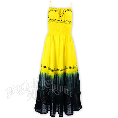 Jamaican Long Sundress