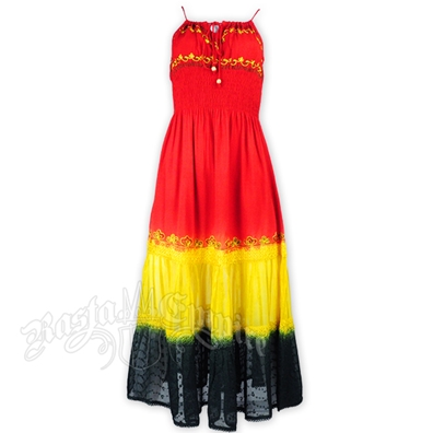 Rasta Long Sundress