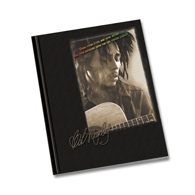 Bob Marley Look Within Guitar Journal