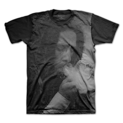 Bob Marley Classic Smoke Black T-Shirt – Men's