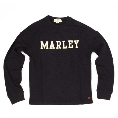 Marley 45 Jersey Black Long Sleeve Thermal – Men's