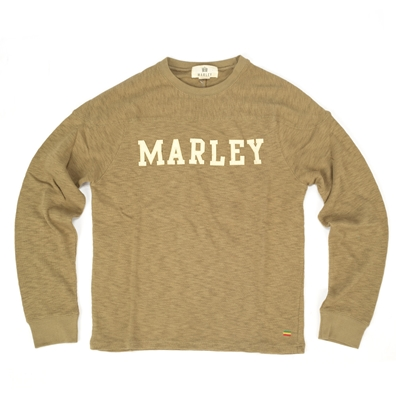 Marley 45 Jersey Light Olive Long Sleeve Thermal – Men's