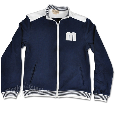 Marley Icon Navy Track Jacket – Men's