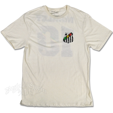 Marley 10 Jersey Off White T-Shirt – Men's