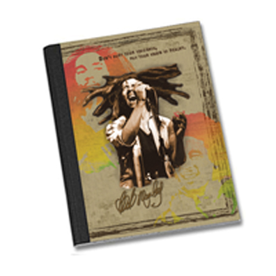 Bob Marley Come Again In Concert Composition Book