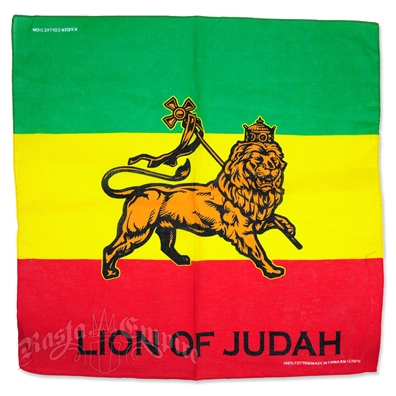 Lion Of Judah Bandana