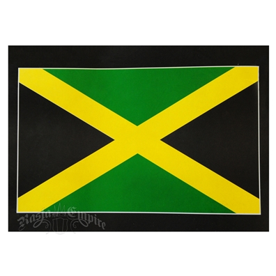 Jamaica Fleece Blanket