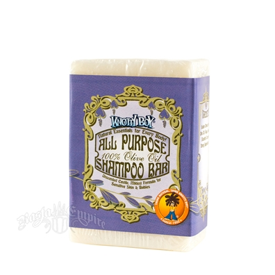 Knotty Boy All-Purpose Shampoo Bar - Olive Oil Unscented