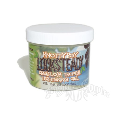 Knotty Boy Locksteady Dreadlock Tropical Tightening Gel