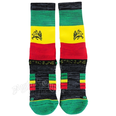 Rasta & Reggae Jamrock Strapped Fit 2.0