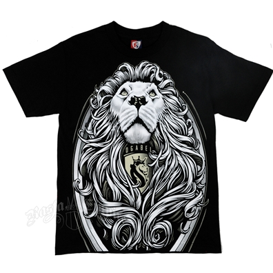 Cecil Lion Black T-Shirt - Men's