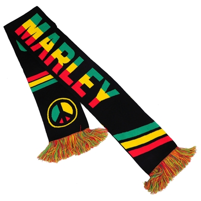 Bob Marley One Love Scarf