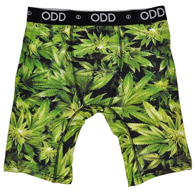 Pot Leaves Boxer Briefs