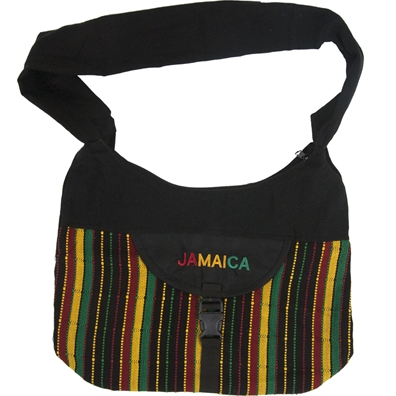 Rasta and Reggae Jamaica Shoulder Bag