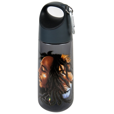 Bob Marley Profile Water Bottle