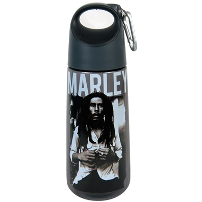 Bob Marley B&W Water Bottle