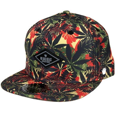 Jungle Leaf Snapback