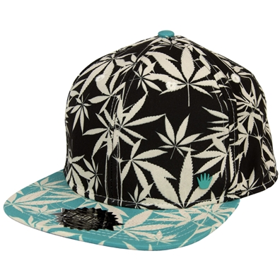 Kai 2.0 Snapback - Black/Mint