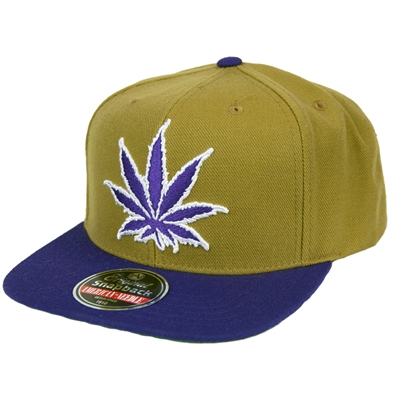 Huskies Cannabis Snapback