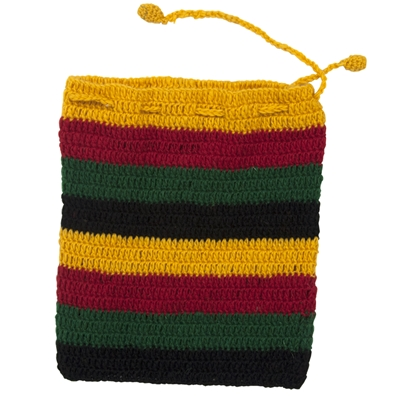 Rebel Soul Rasta Dreadie Tube Beanie / Hat