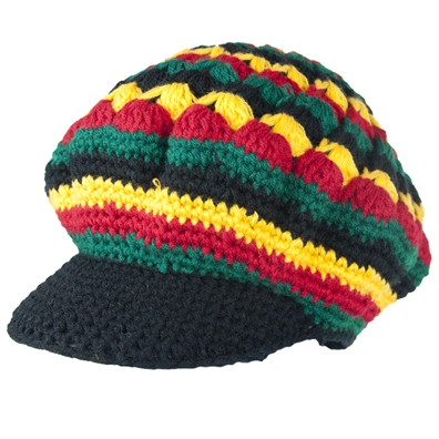 Rasta Reggae Bob Marley Hats For Winter Rastaempire