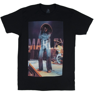 Bob Marley Sway To The Beat Black T-Shirt – Men's
