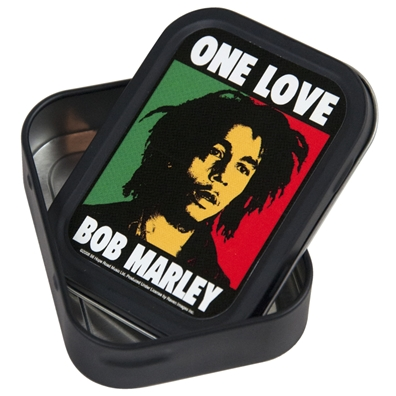 Bob Marley One Love Stash Tin – Mini