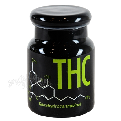 THC 5 oz. Stash Jar